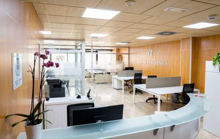 Instalaciones de Laynez & Forniés/ Imagen: Edu Gorostiza