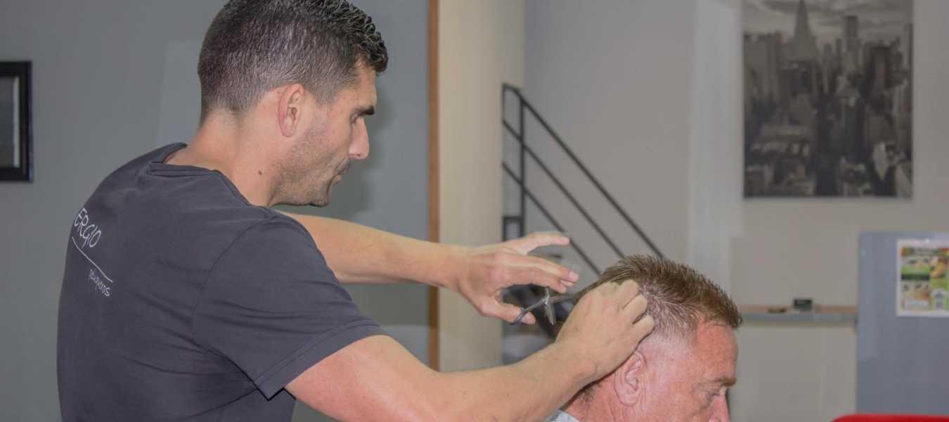 sergio rodríguez peluquero, peluquería canarias, peluquería desescalada