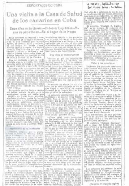 diario la prensa 1931