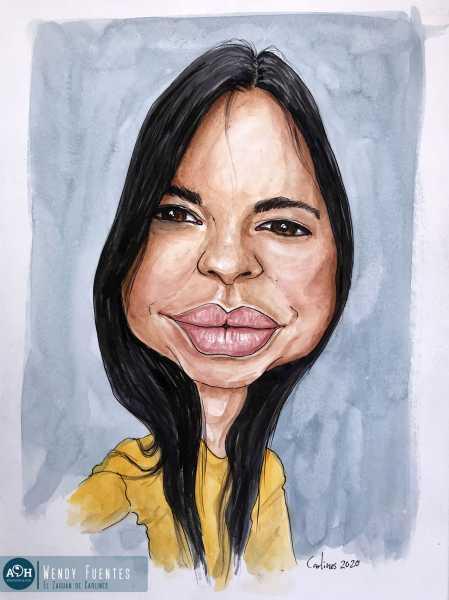 Wendy Fuentes el zaguan de carlines