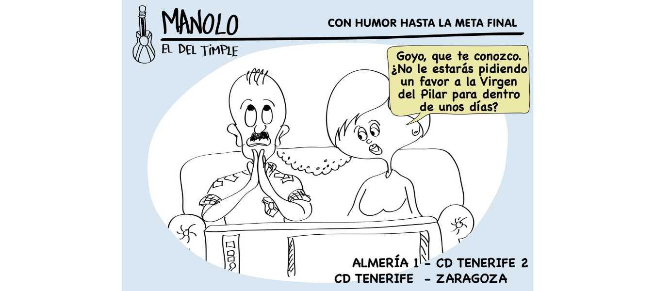 Almeria CD Tenerife